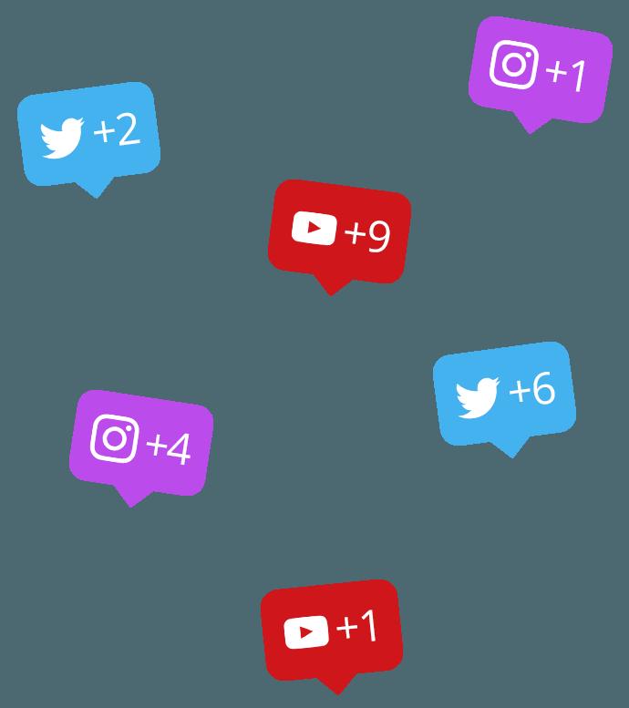 counting owl - volgers en abonnee teller voor ios & android